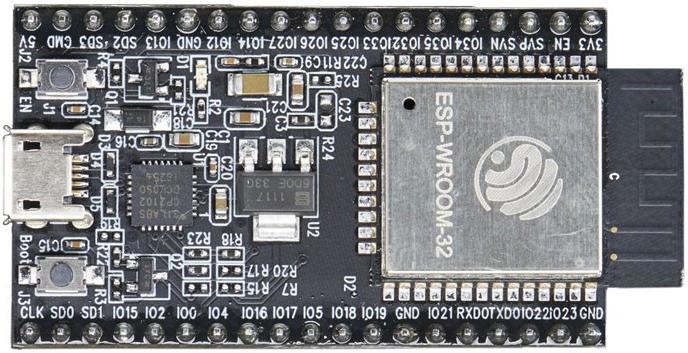 Battery-Powered ESP32 | RadioShuttle Network Protocol